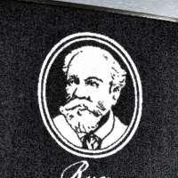 Fußmatte als individuell bedruckte Logomatte