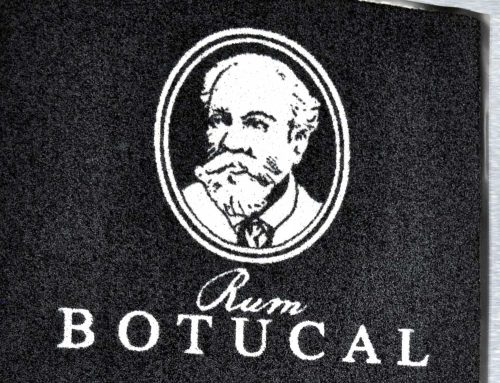Logomatten individuell mit Firmenlogos