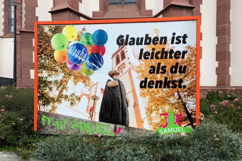 Poster und Plakate im Digitaldruck bei Heidelberg und Mannheim – AHA ...