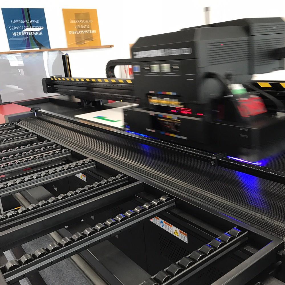 UV-Printing Plattendirektdruck