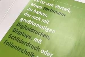 Poster AHA!print