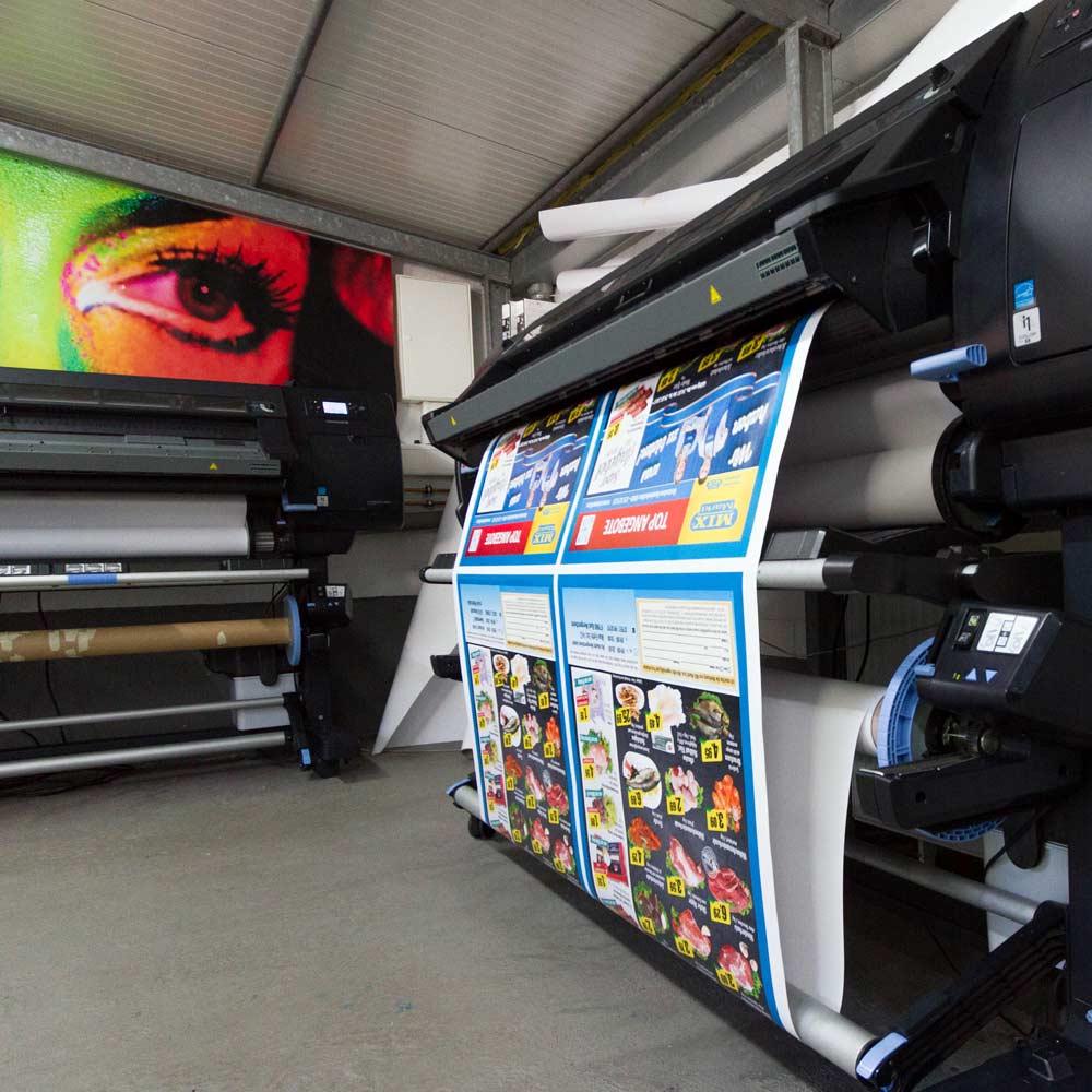 AHA!print Druckmaschinen
